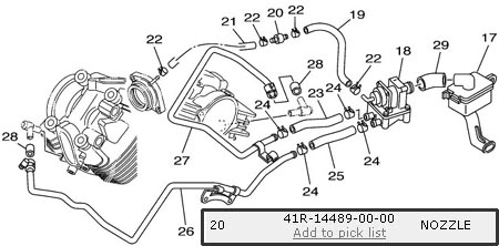 starcruiser the official e zine of the international star riders rh international star riders com Honda Goldwing Engine Diagram Honda Goldwing Engine Diagram